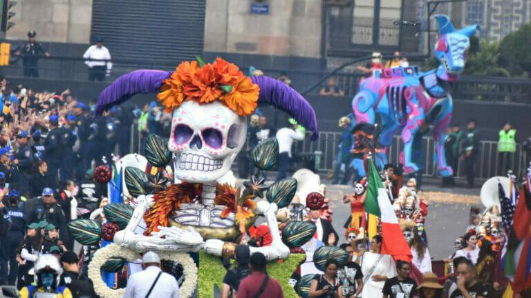 Día de los Muertos 2021: Todo lo que debes saber sobre el desfile en la Ciudad de México.